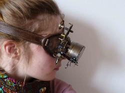 lunette rétractable