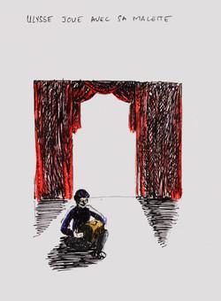 Le cirque vide