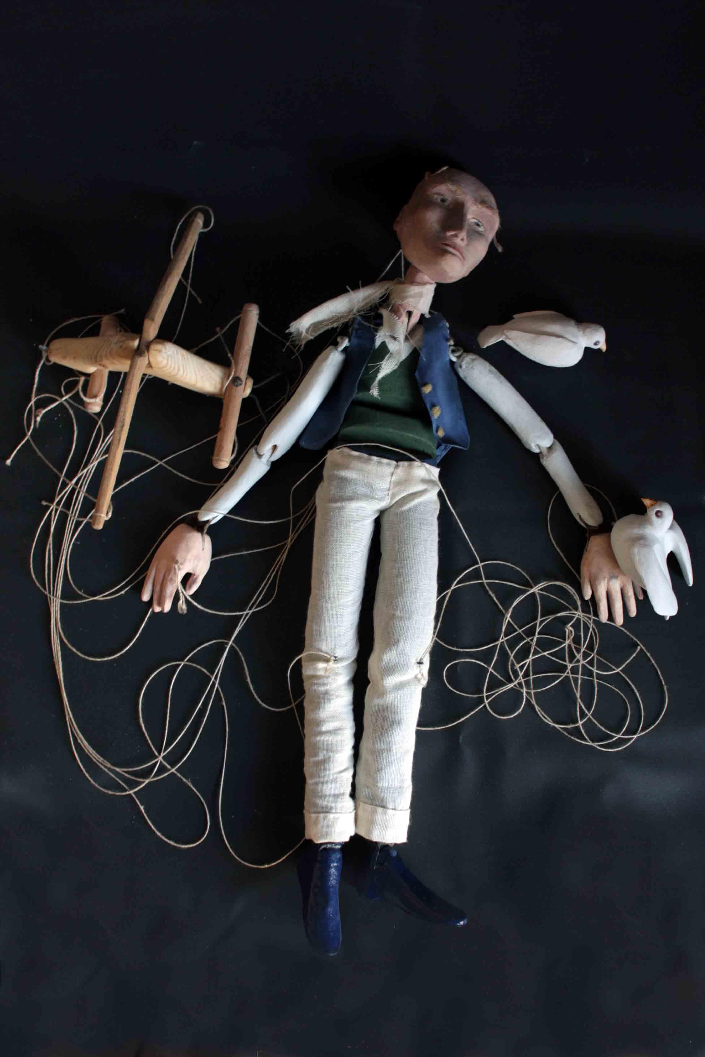 Marionette à fils