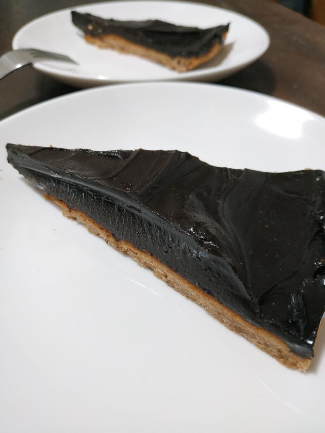 עוגה שוקולדית גלידתית טעימה רצח, מוסית וקלילה