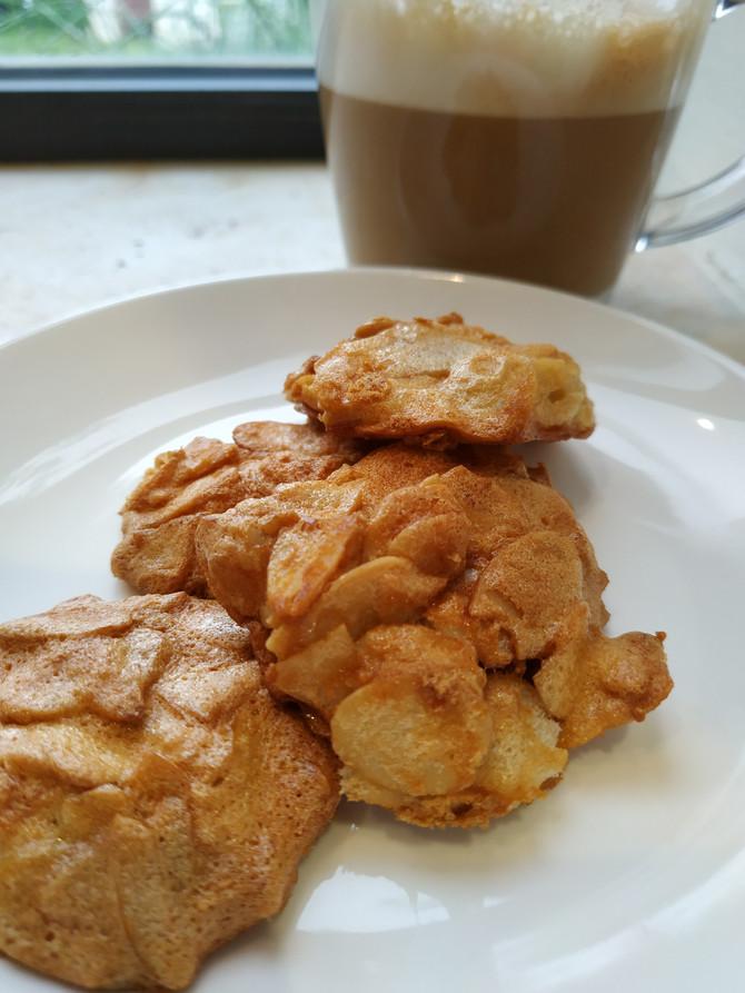עוגיית פרוסות שקדים - הוורסיה הטעימה שלנו, ללא סוכר, ללא גלוטן