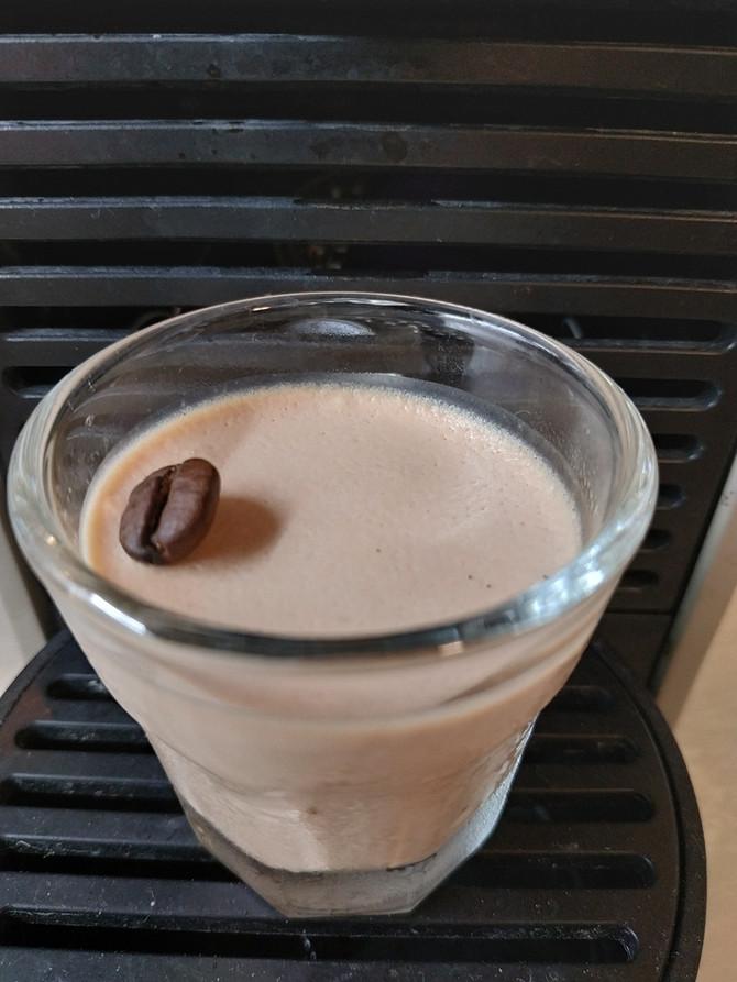 מוווווס קפה ושוקולד. ללא חלב, ללא סוכר