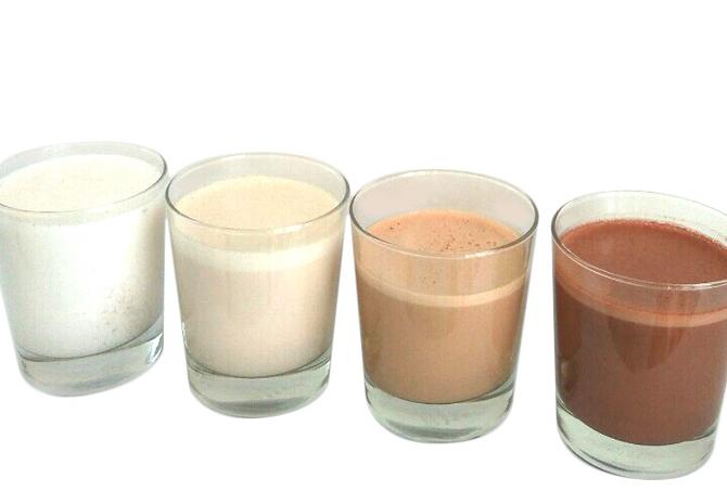 חלב ללא חלב - מחמאות אגוזים, טעים