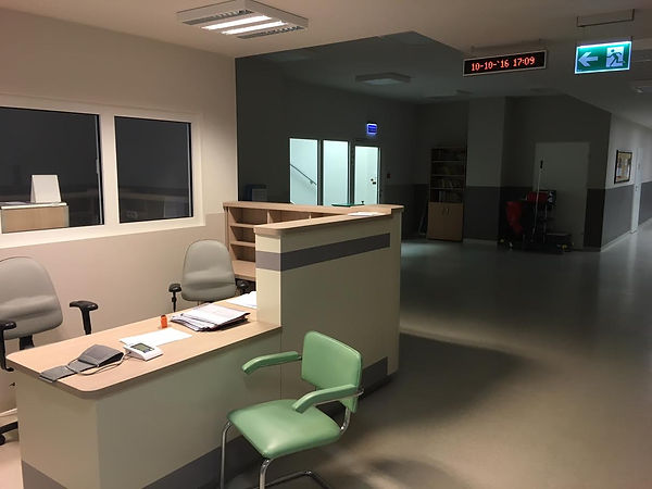 dyżurka pielęgniarska