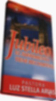 Libro Jubileo de la Pastora Luz Stella Arias