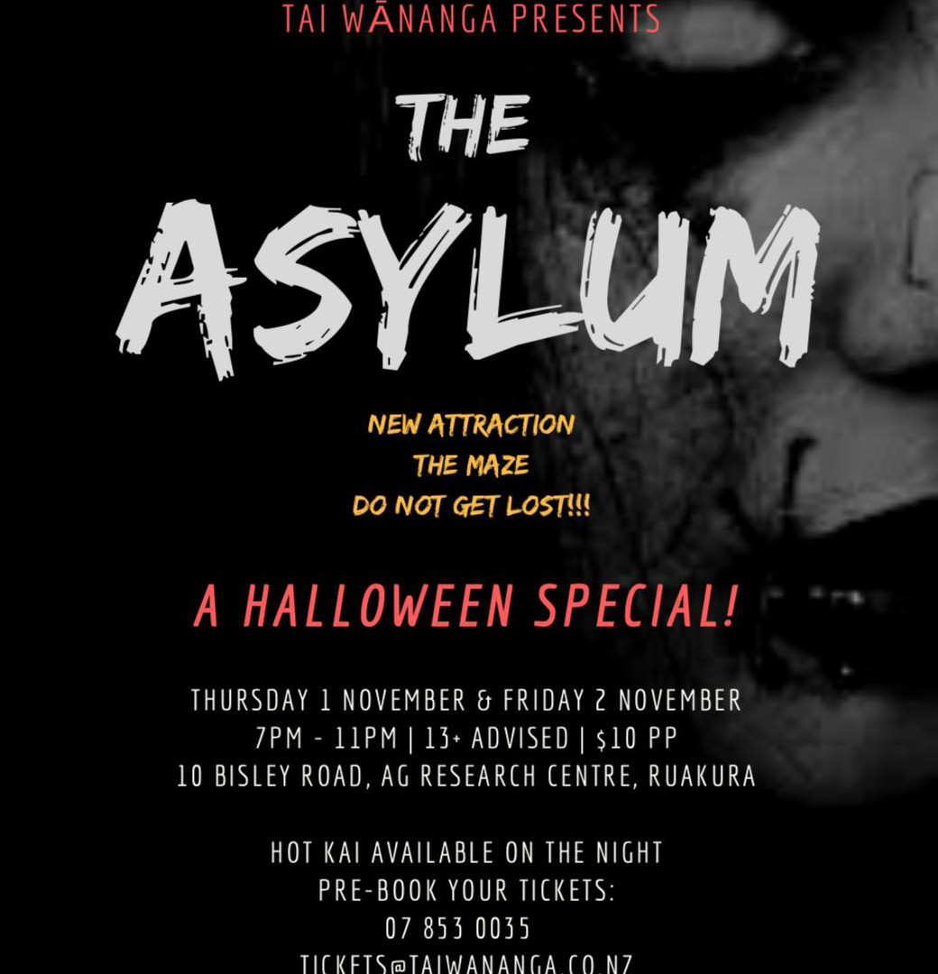 THE ASYLUM - JUNIOR & SENIOR PBL