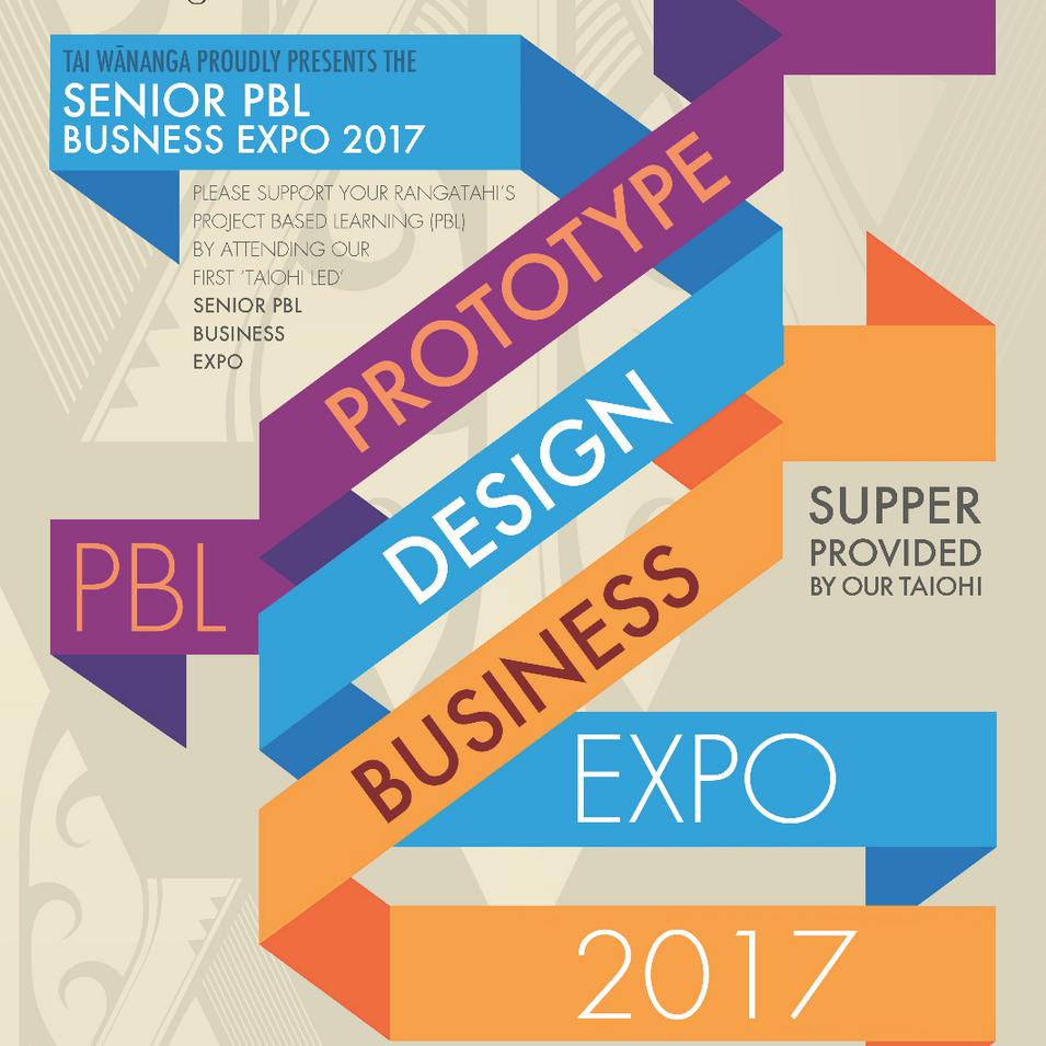 BUSINESS EXPO - SENIOR PBL