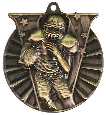 Football Varsity Medal