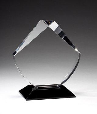 Optical Crystal - Black Base