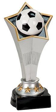 Soccer Rising Star Resin