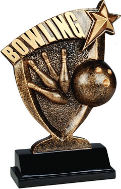 Bowling Broadcast Resin