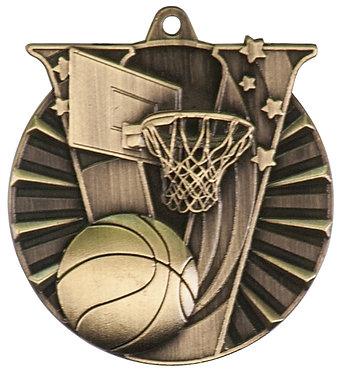 Basketball Varsity Medal