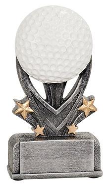 Golf Varisty Resin