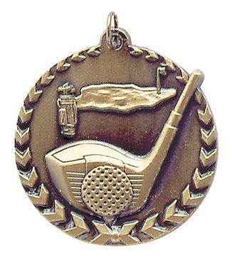 Golf Millennium STM Medal
