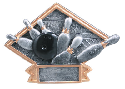 Bowling Diamond Plate Resin