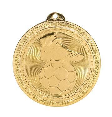 Soccer BriteLazer Medal