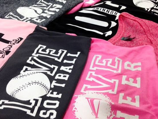 SOLD OUT - Ladies Sport Tees