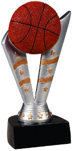 Basketball Fanfare Resin