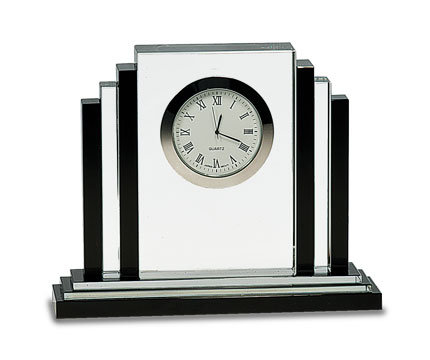 Premier Crystal Clock