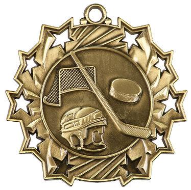 Hockey Ten Star Medal
