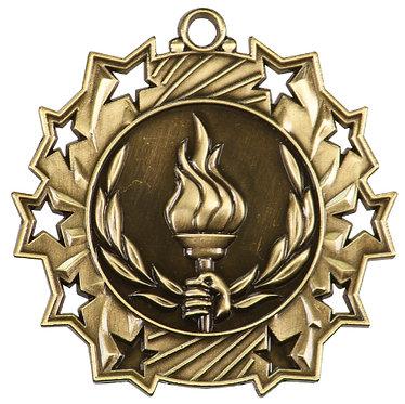 Achievement Ten Star Medal