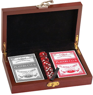 Card and Dice Set