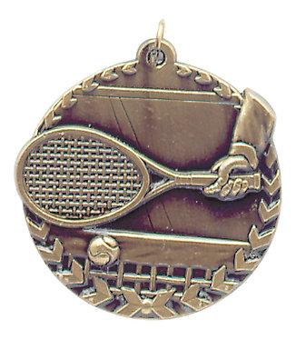 Tennis Millennium STM Medal
