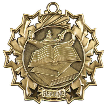 Reading Ten Star Medal
