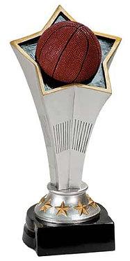 Basketball Rising Star Resin