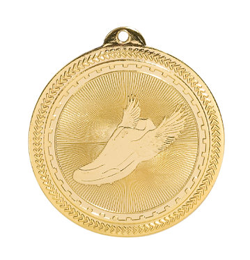 Track BriteLazer Medal