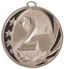2nd Place Midnite Star Medal