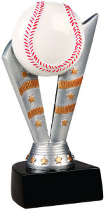 Baseball Fanfare Resin