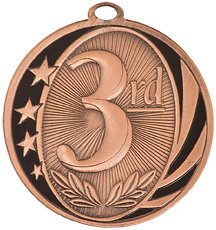 3rd Place Midnite Star Medal