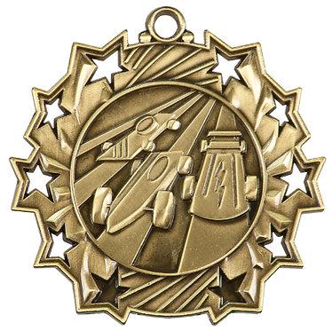 Derby Ten Star Medal