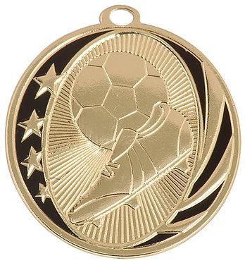 Soccer Midnite Star Medal