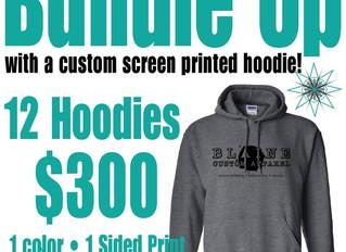 Hoodie Sale!!!