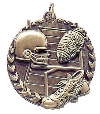 Football Millennium STM Medal