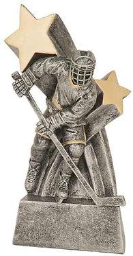 Hockey Super Star Resin