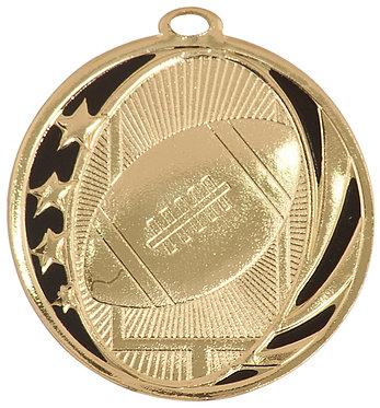 Football Midnite Star Medal