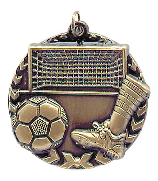 Soccer Millennium STM Medal