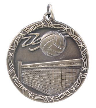 Volleyball Shooting Star Medal ST22/ST72