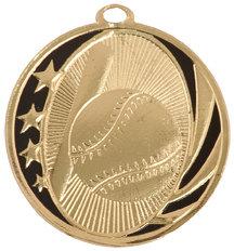 Baseball Midnite Star Medal