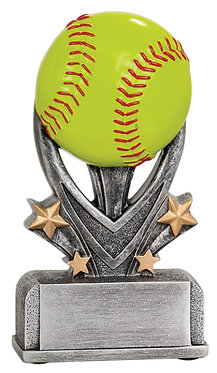 Softball Varisty Sports Resin