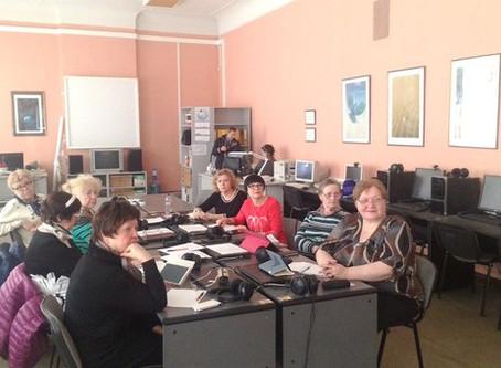 Цифровая помощь пенсионерам Вологды