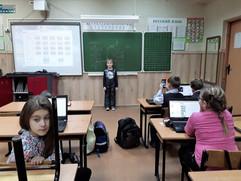 Обучение школьников цифровым технологиям
