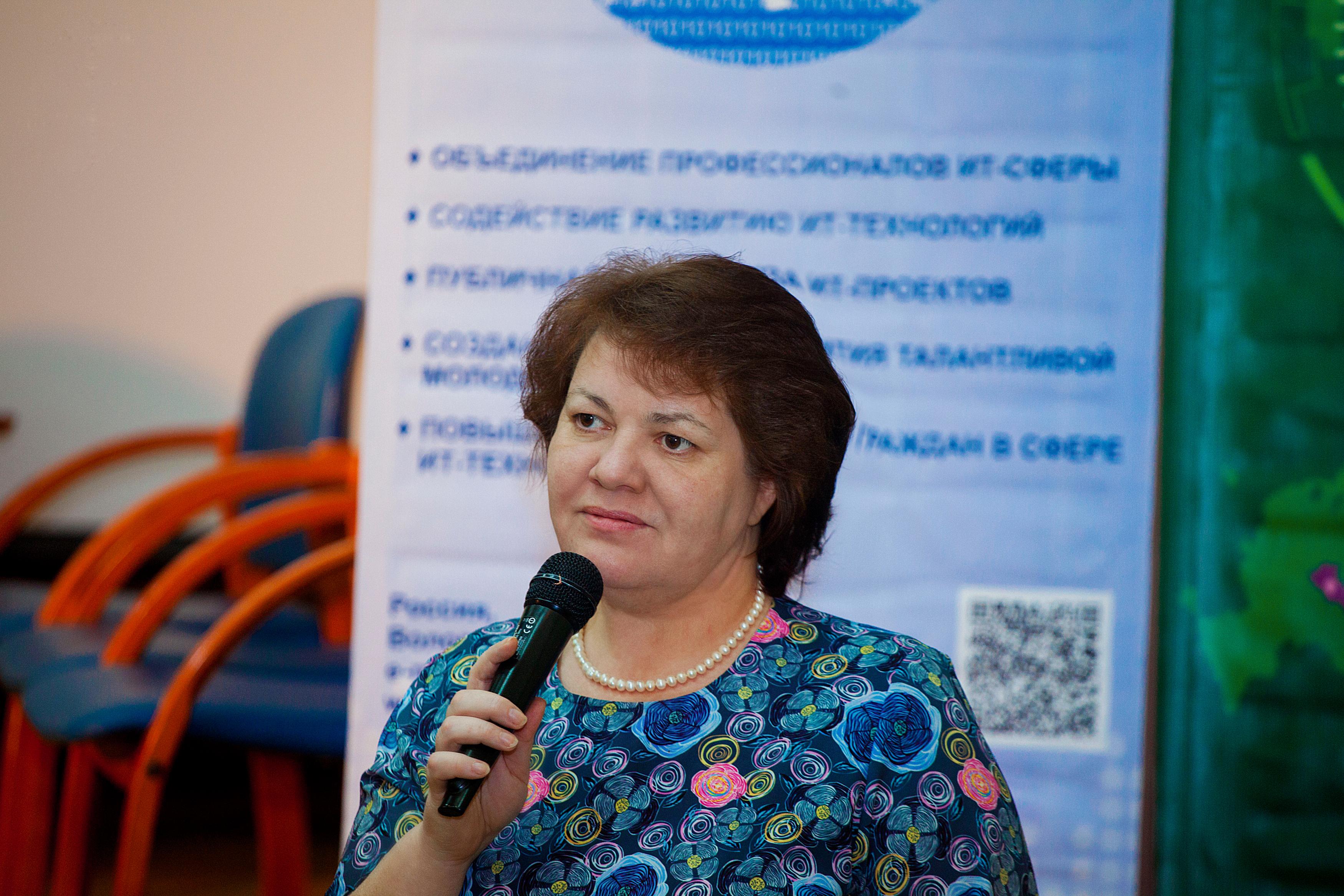 Марина Кириллова