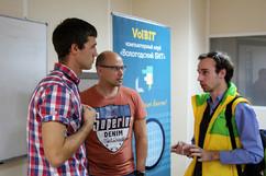 Встреча с Денисом Бахваловым