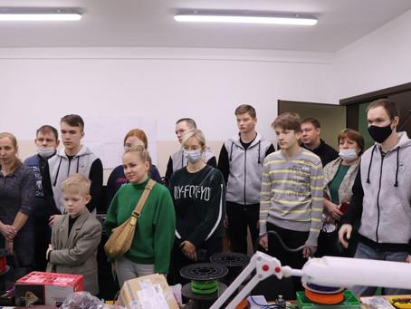 Семинар для цифровых волонтеров и преподавателей-наставников прошел в Вологде