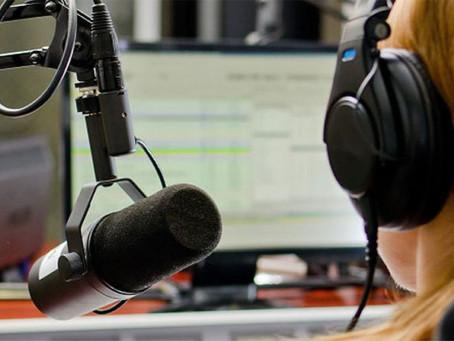 Прямой эфир на радиостанции ''Комсомольская правда Вологда''