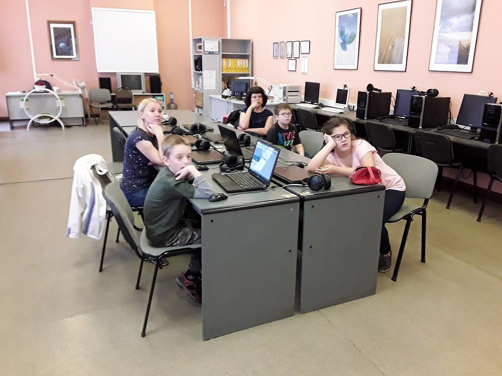 Компьютерный клуб VolBIT
